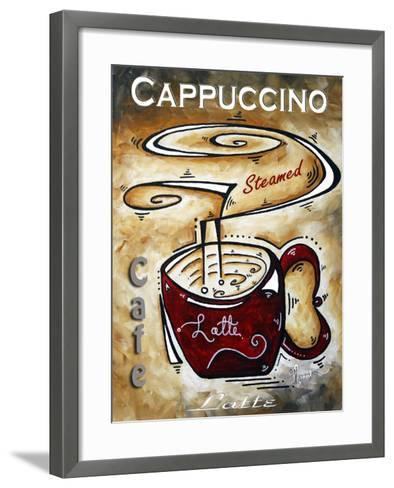 Cafe Latte-Megan Aroon Duncanson-Framed Art Print