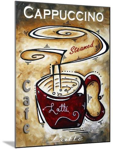 Cafe Latte-Megan Aroon Duncanson-Mounted Art Print