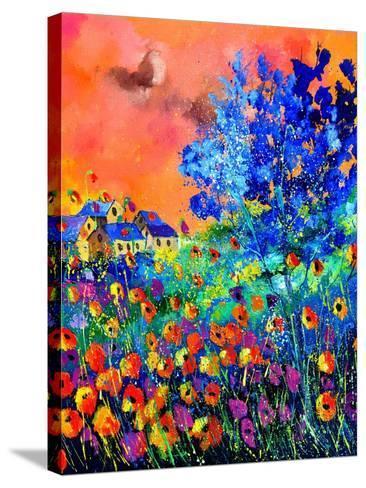 Summer 674170-Pol Ledent-Stretched Canvas Print