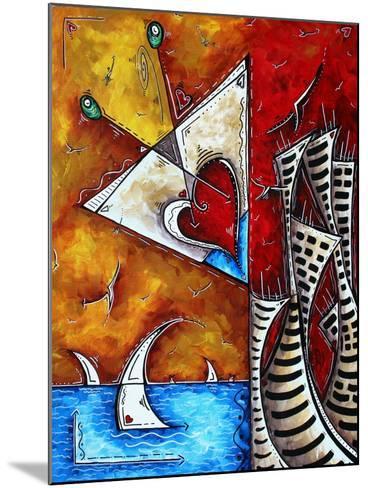 Heart Of A Martii-Megan Aroon Duncanson-Mounted Art Print