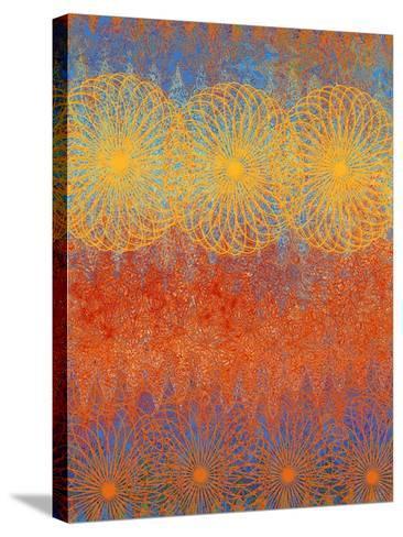 Spring Awakens IV-Ricki Mountain-Stretched Canvas Print