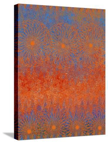 Spring Awakens VIII-Ricki Mountain-Stretched Canvas Print