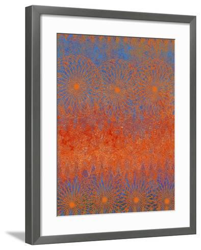 Spring Awakens VIII-Ricki Mountain-Framed Art Print