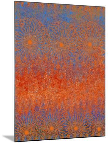 Spring Awakens VIII-Ricki Mountain-Mounted Art Print