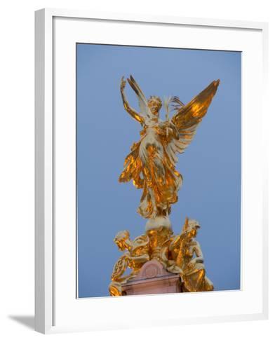 London-Charles Bowman-Framed Art Print