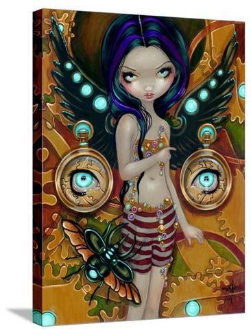 Mechanical Angel III-Jasmine Becket-Griffith-Stretched Canvas Print