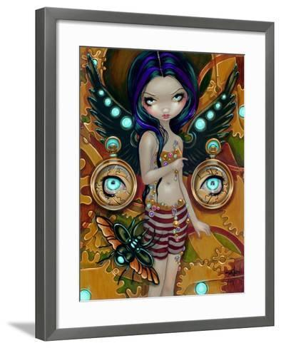 Mechanical Angel III-Jasmine Becket-Griffith-Framed Art Print