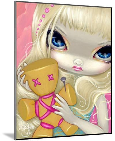 Voodoo in Pink-Jasmine Becket-Griffith-Mounted Art Print