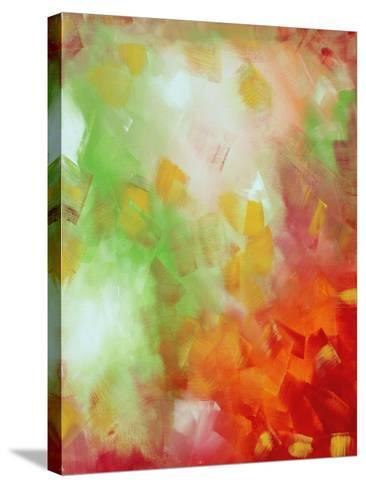 Spring Is Here III-Megan Aroon Duncanson-Stretched Canvas Print