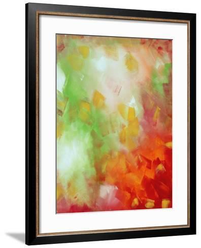 Spring Is Here III-Megan Aroon Duncanson-Framed Art Print