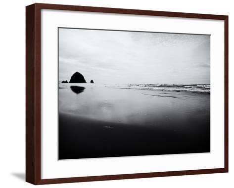 Cannon Beach-John Gusky-Framed Art Print