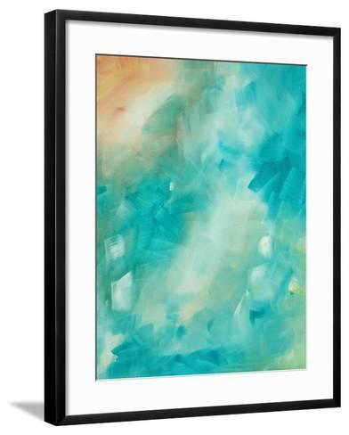 Spring Is Here II-Megan Aroon Duncanson-Framed Art Print