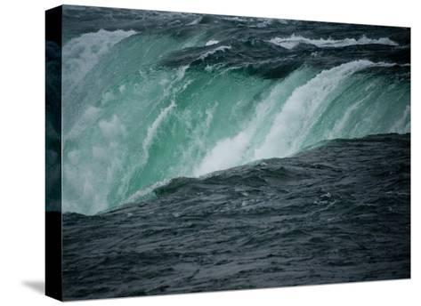 Niagara Falls-John Gusky-Stretched Canvas Print