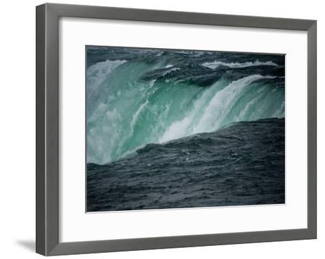 Niagara Falls-John Gusky-Framed Art Print