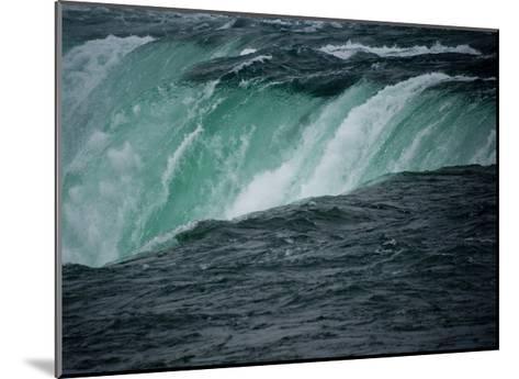 Niagara Falls-John Gusky-Mounted Photographic Print