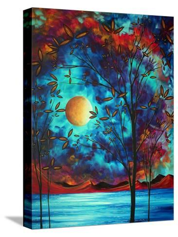 Visionary Delight-Megan Aroon Duncanson-Stretched Canvas Print