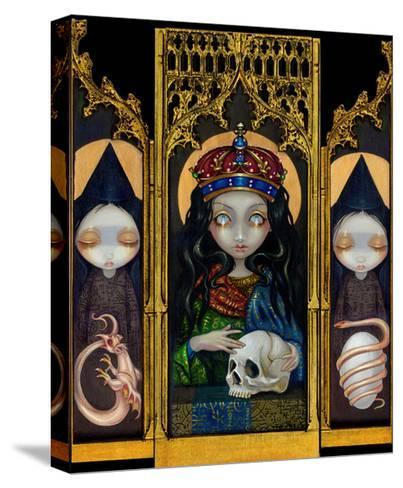 Alchemical Queen-Jasmine Becket-Griffith-Stretched Canvas Print