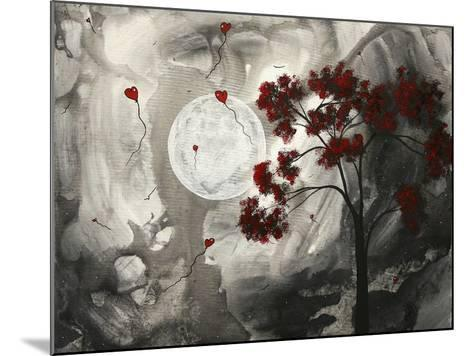 Whispering To The Moon-Megan Aroon Duncanson-Mounted Art Print