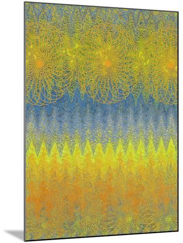 Spring Awakens I-Ricki Mountain-Mounted Art Print