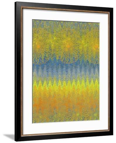 Spring Awakens I-Ricki Mountain-Framed Art Print