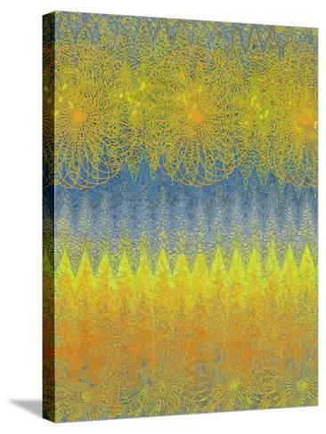 Spring Awakens I-Ricki Mountain-Stretched Canvas Print