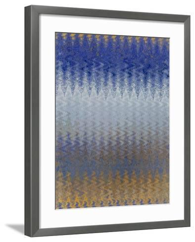 Out of the Blue I-Ricki Mountain-Framed Art Print