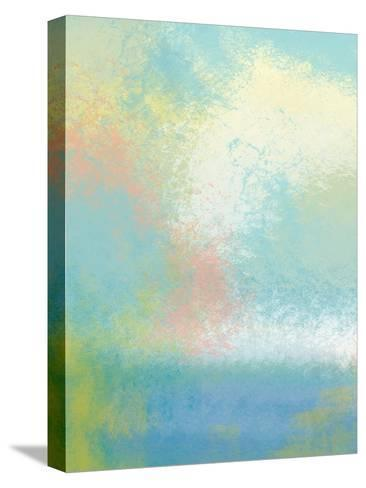 The Land In Between Two-Jan Weiss-Stretched Canvas Print