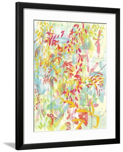 Drifting Slowly-Jan Weiss-Framed Art Print