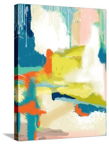Deconstructed Landscape II-Jan Weiss-Stretched Canvas Print