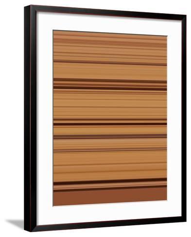 A R T Wave 53-Ricki Mountain-Framed Art Print