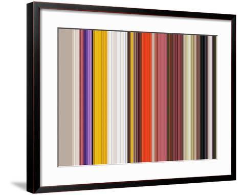 A R T Wave 49-Ricki Mountain-Framed Art Print