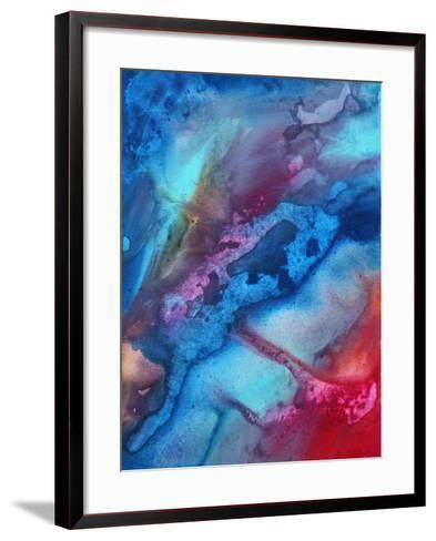 The Beauty Of Color 1-Megan Aroon Duncanson-Framed Art Print