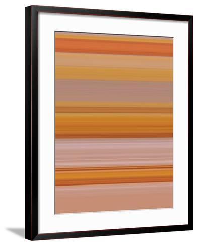 A R T Wave 52-Ricki Mountain-Framed Art Print