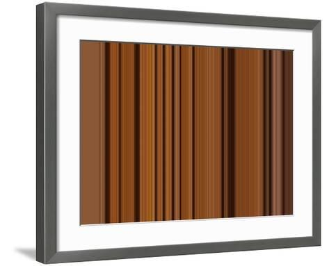 A R T Wave 50-Ricki Mountain-Framed Art Print