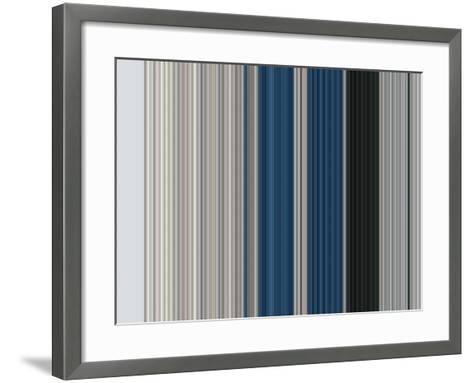 A R T Wave 74-Ricki Mountain-Framed Art Print