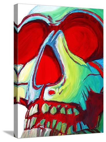 Skull-Megan Aroon Duncanson-Stretched Canvas Print