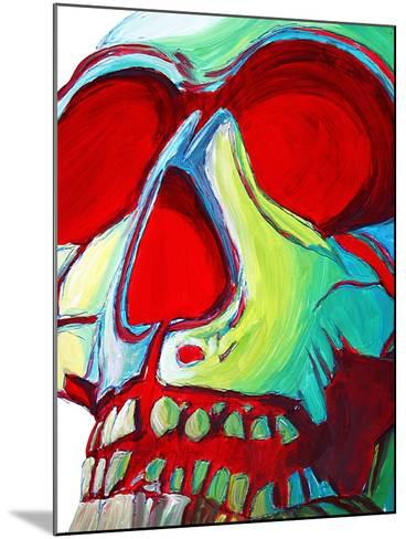 Skull-Megan Aroon Duncanson-Mounted Art Print