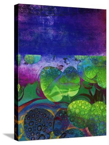 Botanical Elements I-Ricki Mountain-Stretched Canvas Print