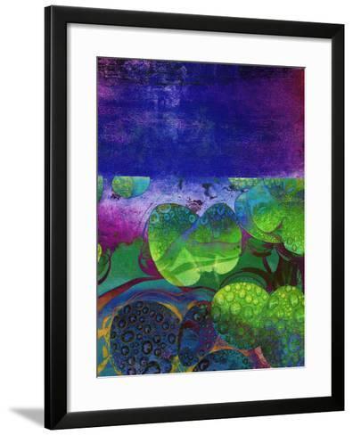 Botanical Elements I-Ricki Mountain-Framed Art Print
