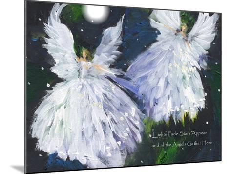 Angels of Mercy-sylvia pimental-Mounted Art Print