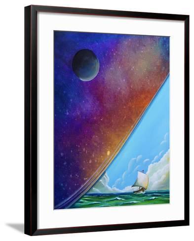 The Great Divide-Cindy Thornton-Framed Art Print
