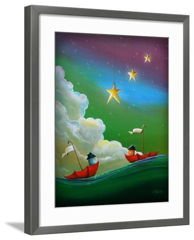 When Stars Align-Cindy Thornton-Framed Art Print