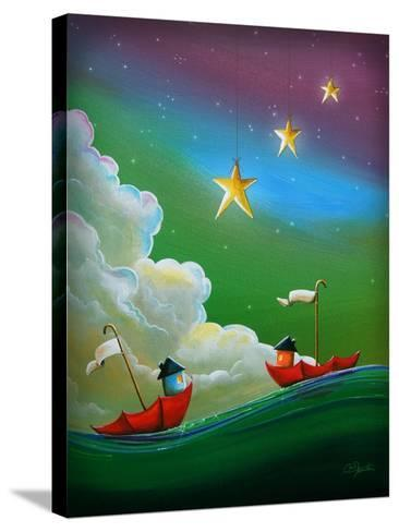 When Stars Align-Cindy Thornton-Stretched Canvas Print