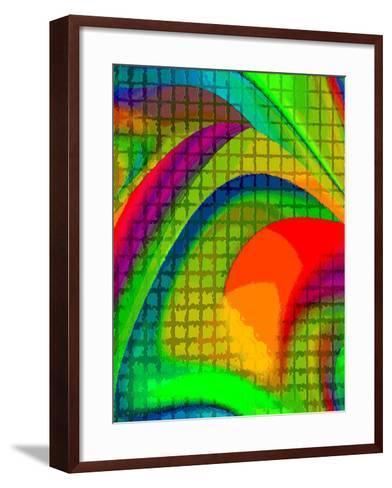 Making Rainbows-Ruth Palmer-Framed Art Print