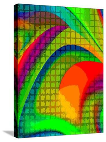 Making Rainbows-Ruth Palmer-Stretched Canvas Print