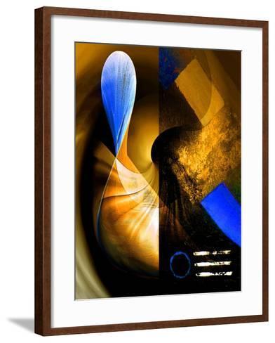 On Target-Ruth Palmer-Framed Art Print