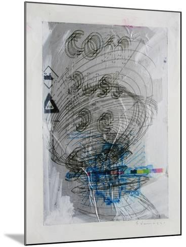 Combustible-Enrico Varrasso-Mounted Art Print