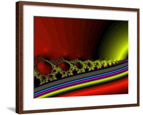Always Remember The Meaning Of The Rainbow-Ruth Palmer-Framed Art Print