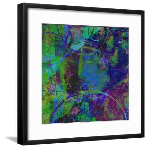 Unite II-Ricki Mountain-Framed Art Print