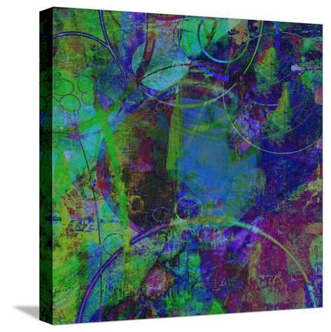 Unite II-Ricki Mountain-Stretched Canvas Print